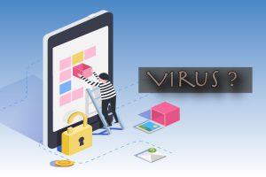 iPhoneウイルス確認方法と対策方法