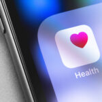 Apple製品の標準搭載アプリ「ヘルスケア」の画像